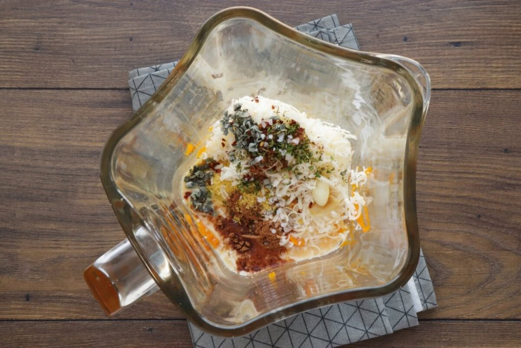 Vegan Pumpkin Mac and Cheese recipe - step 2