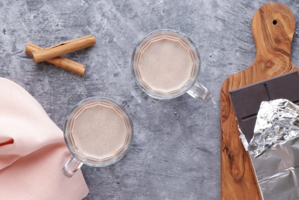 How to serve Adaptogenic Hot Chocolate