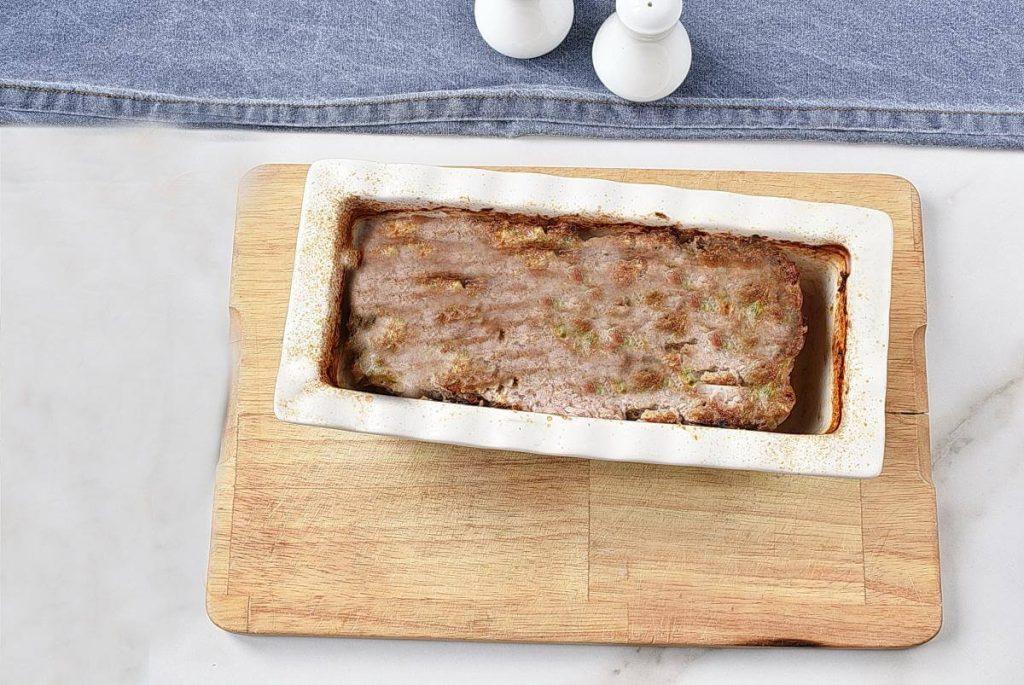 Amazing Zucchini Meatloaf recipe - step 5
