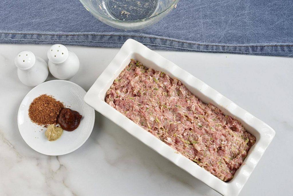 Amazing Zucchini Meatloaf recipe - step 4