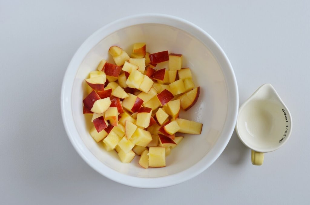 Apple and Corn Salad recipe - step 1