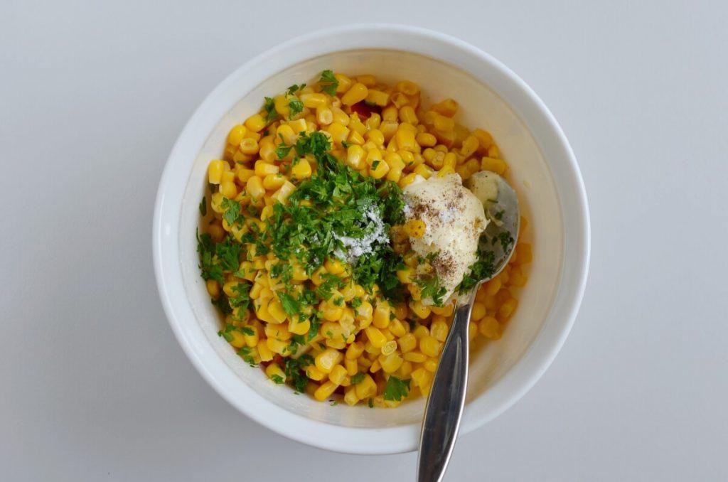 Apple and Corn Salad recipe - step 2