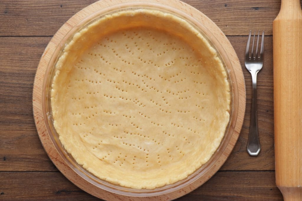 Bruleed Coffee and Pear Tart recipe - step 2