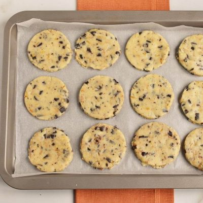 Chocolate Orange Cookies recipe - step 8