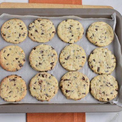 Chocolate Orange Cookies recipe - step 9