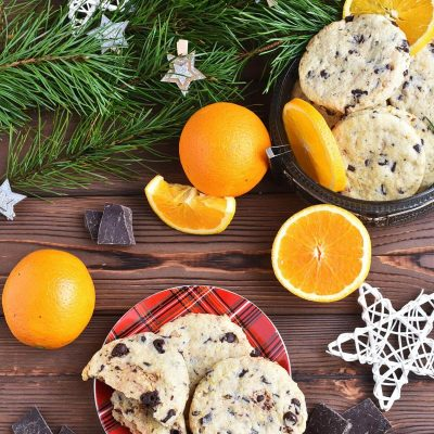 Chocolate Orange Cookies Recipes–Homemade Chocolate Orange Cookies–Easy Chocolate Orange Cookies