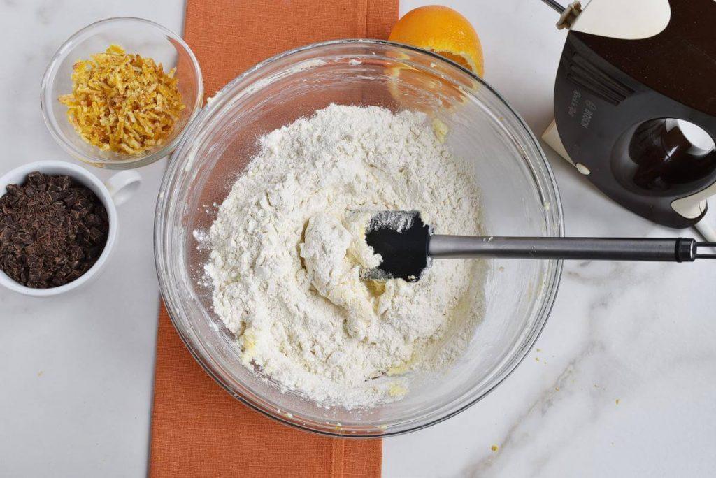 Chocolate Orange Cookies recipe - step 4
