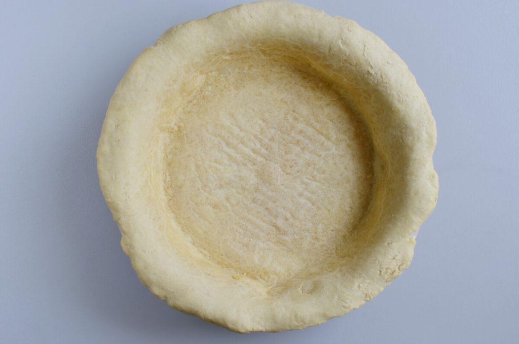 Creamed Leek Tart recipe - step 7