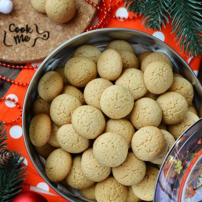 Dutch Pepernoten Cookies Recipe-How To Make Dutch Pepernoten Cookies-Delicious Dutch Pepernoten Cookies