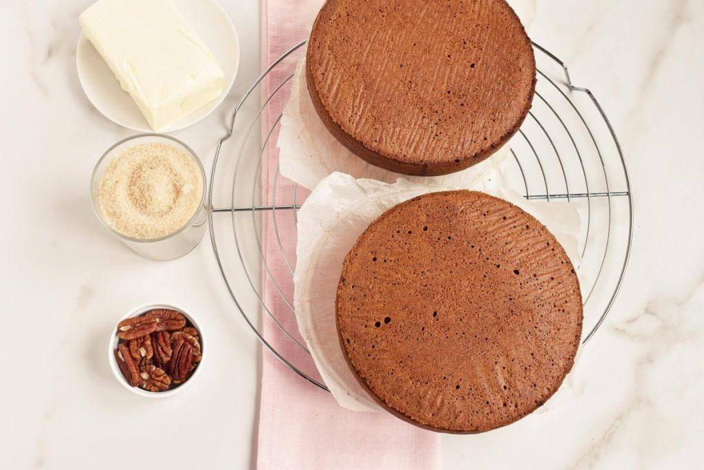 Fresh Pear Cake recipe - step 6