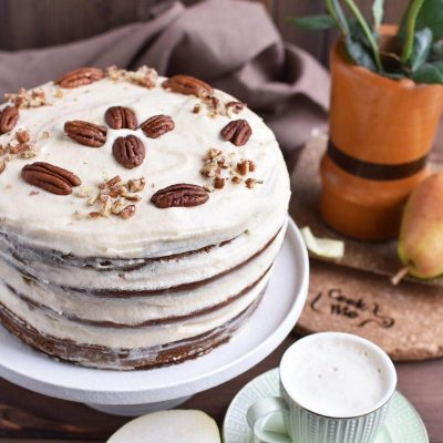 Fresh Pear Cake Recipes–Homemade Fresh Pear Cake–Easy Fresh Pear Cake