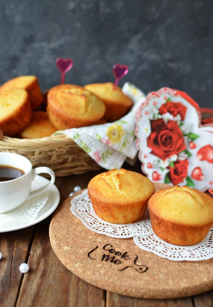 Special Valentine's Day dessert