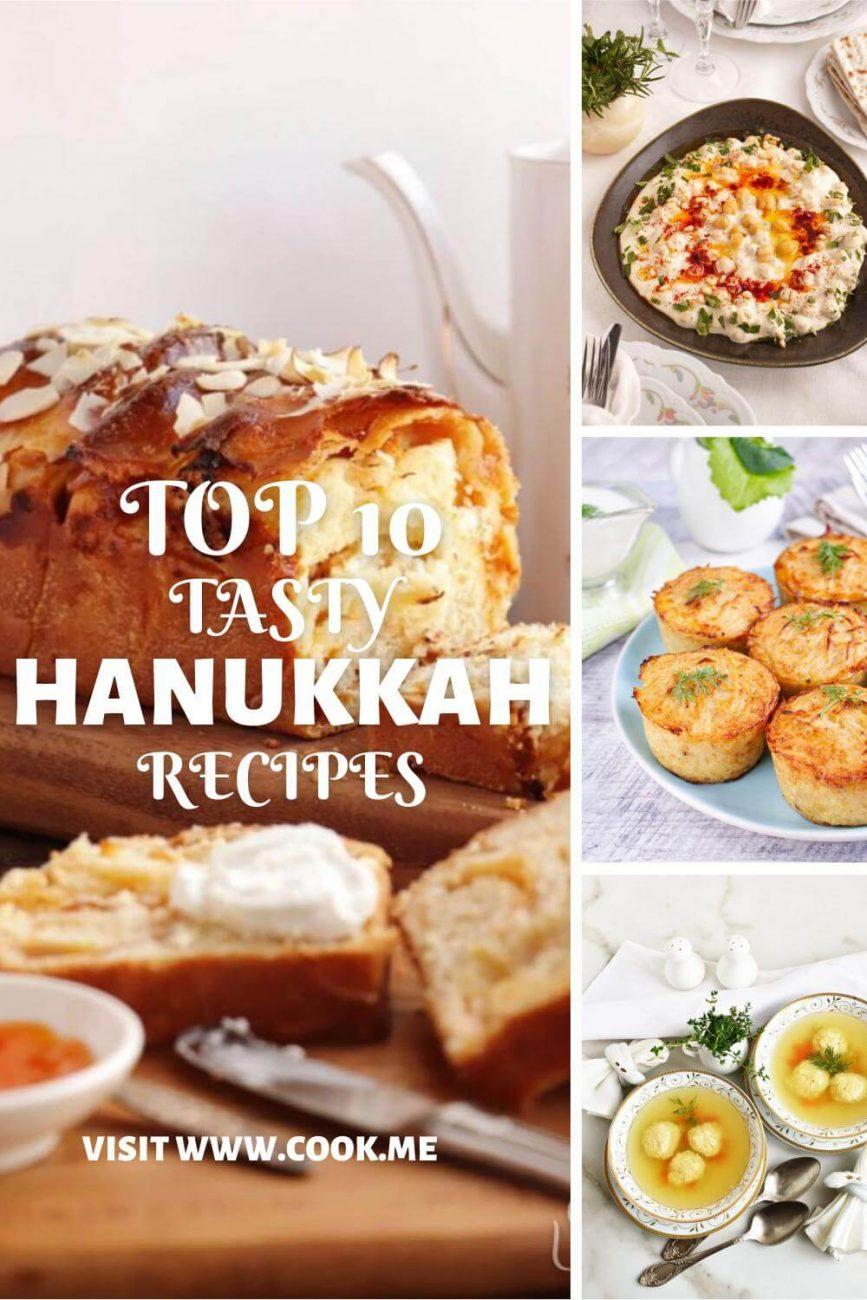Hanukkah Recipes-Best Hanukkah Food Recipes - Easy Ideas for Hanukkah