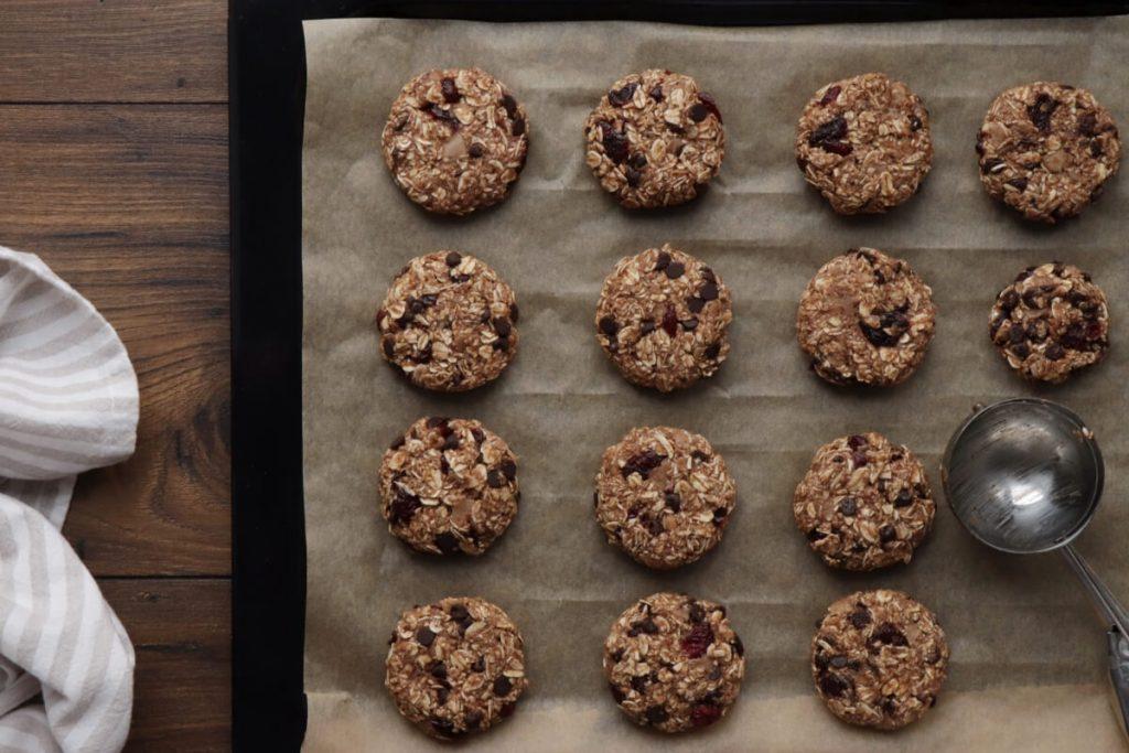 Healthy Oatmeal Breakfast Cookies recipe - step 4
