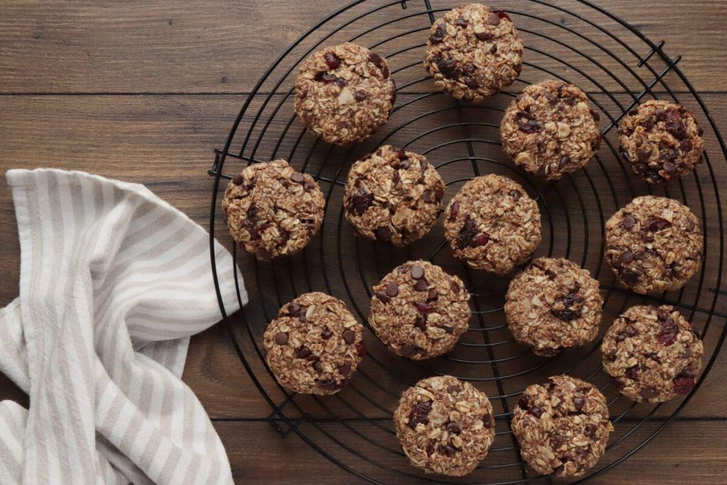 Healthy Oatmeal Breakfast Cookies recipe - step 6