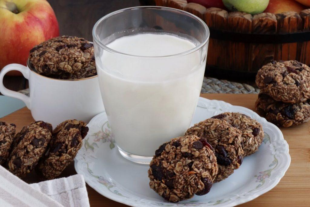 How to serve Healthy Oatmeal Breakfast Cookies