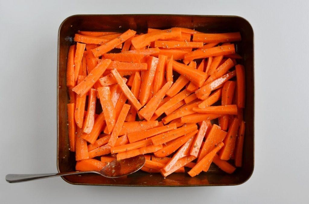 Honey Maple Roasted Carrots recipe - step 2