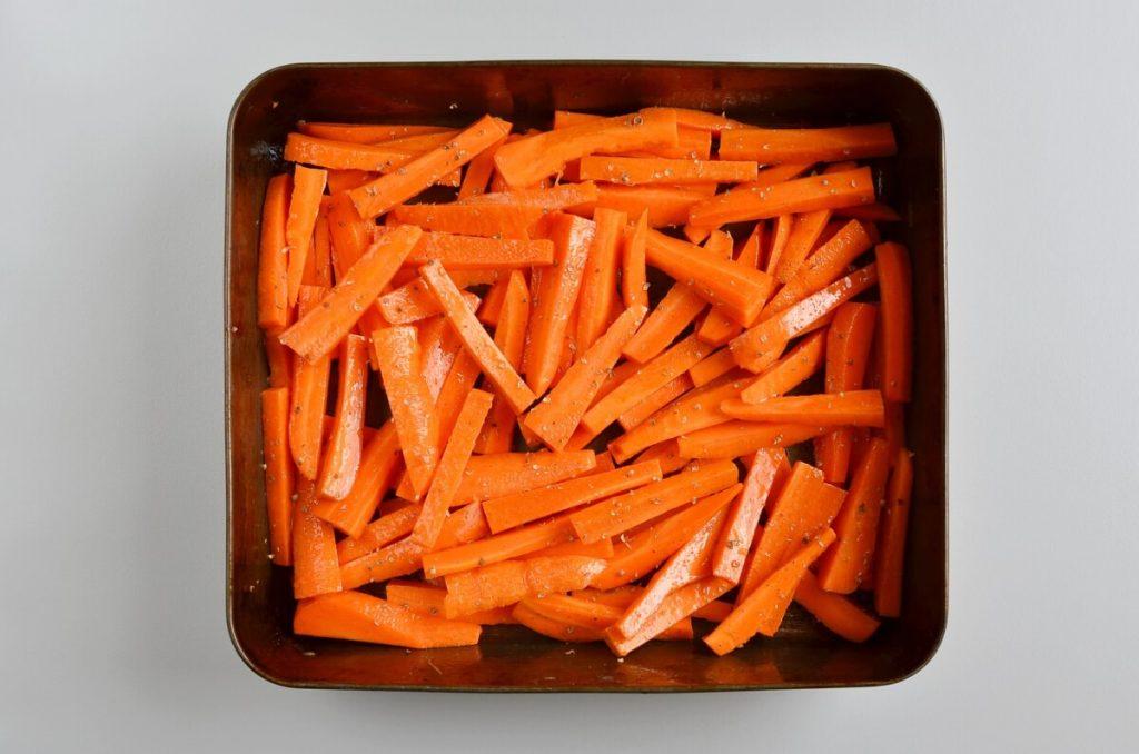 Honey Maple Roasted Carrots recipe - step 3