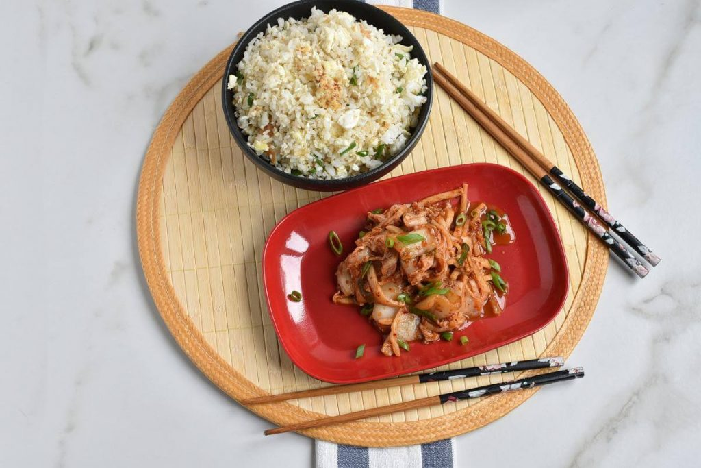 How to serve How to Make Kimchi (Kimchee)