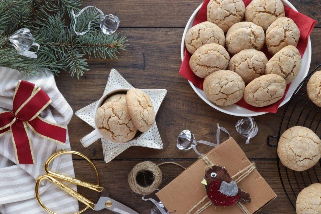 How to serve Irish Ginger Cookies