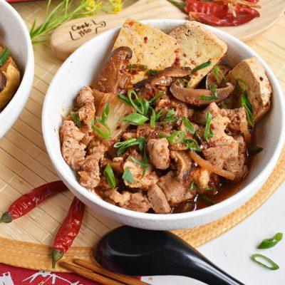 Kimchi Jjigae - Kimchi Stew Recipes–Homemade Kimchi Jjigae - Kimchi Stew–Easy Kimchi Jjigae - Kimchi Stew