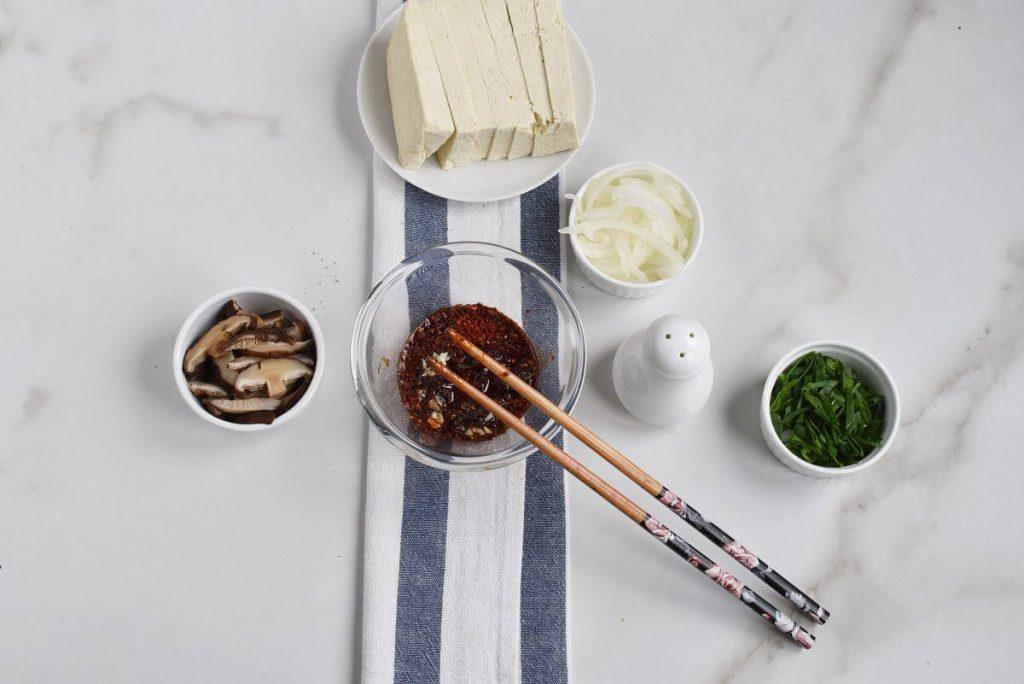 Kimchi Jjigae – Kimchi Stew recipe - step 3