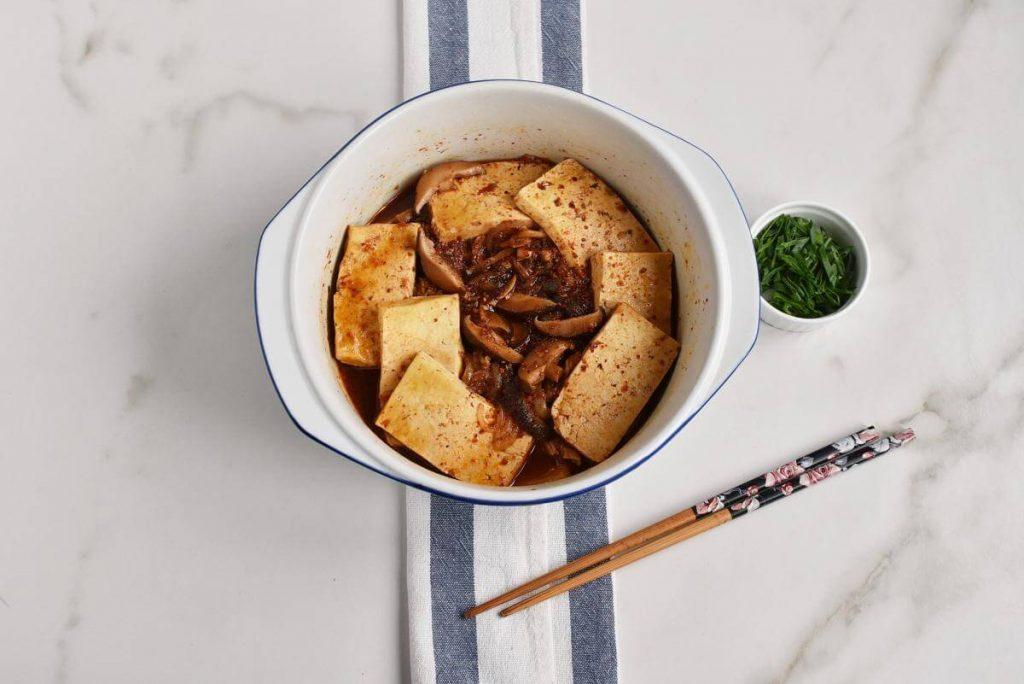 Kimchi Jjigae – Kimchi Stew recipe - step 6