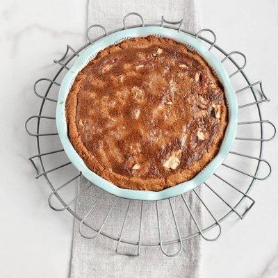 Malted Walnut Pie recipe - step 8