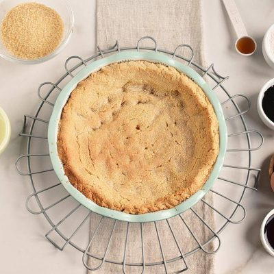 Malted Walnut Pie recipe - step 3