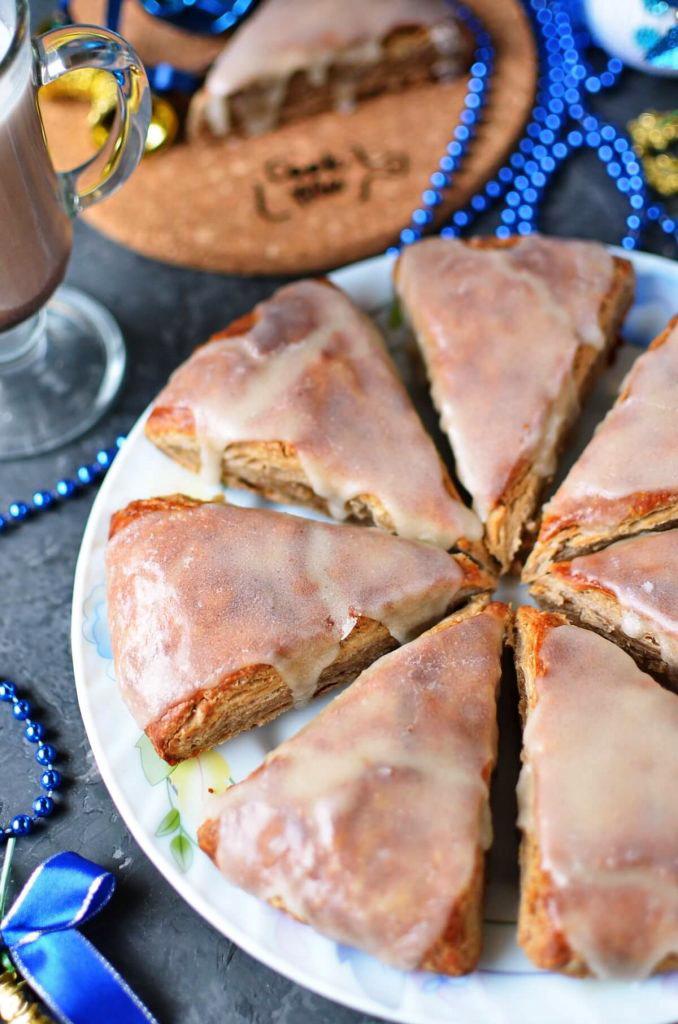Festive scones