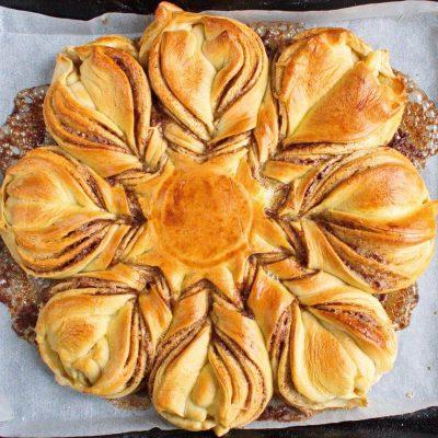 New Year's Star Bread recipe - step 13