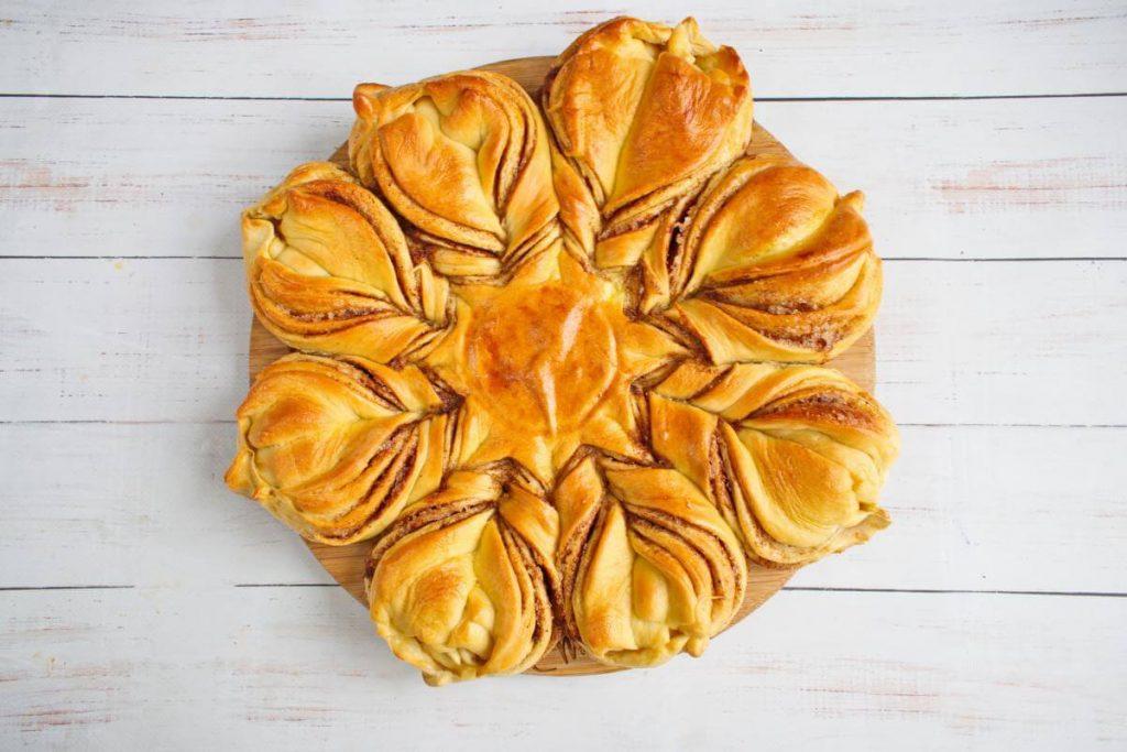 New Year's Star Bread recipe - step 14