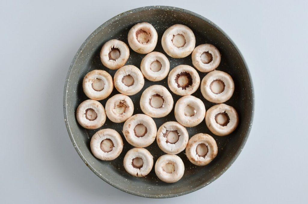 Pizza-Stuffed Mushrooms recipe - step 2