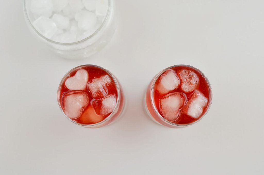 Pomegranate Lime Spritzer (Non-Alcoholic) recipe - step 4
