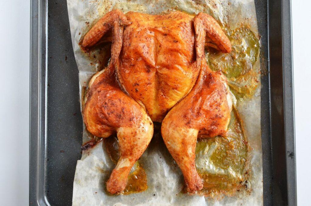 Butterflied Roast Chicken recipe - step 7