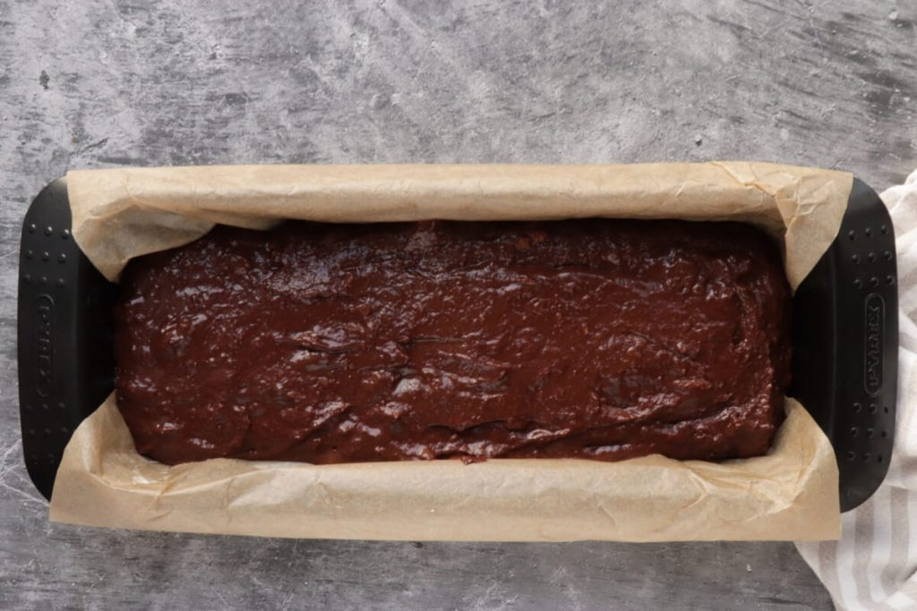 Sweet Potato Chocolate Cake recipe - step 8