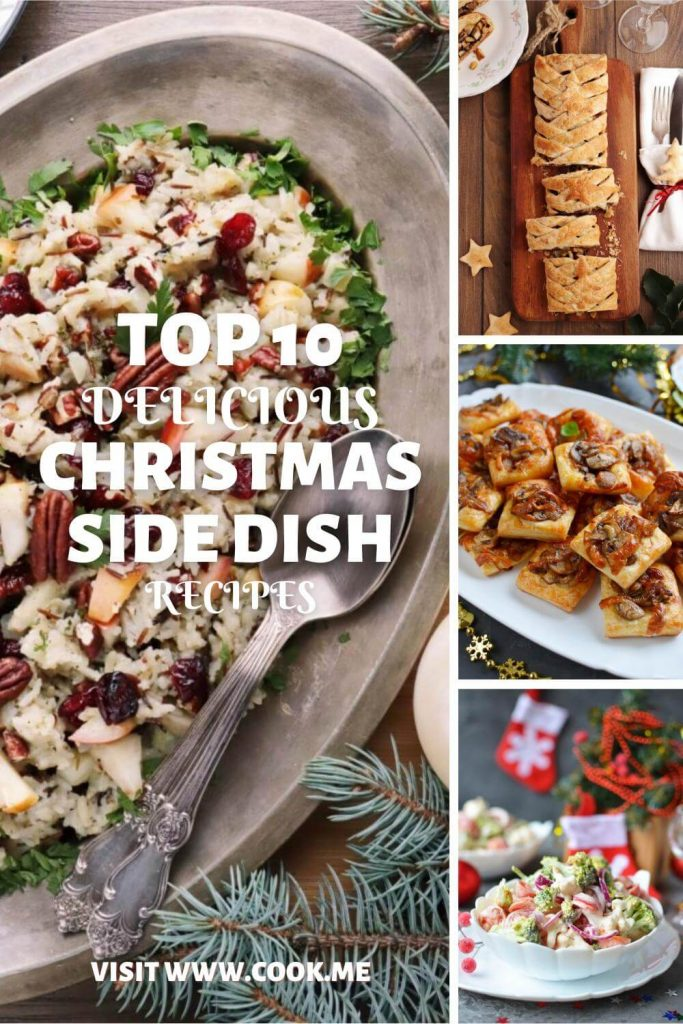TOP 10 Christmas Side Dish Recipes