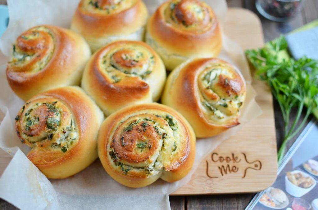Tear & Share Feta Herb Bread Recipe-How To Make Tear & Share Feta Herb Bread-Delicious Tear & Share Feta Herb Bread