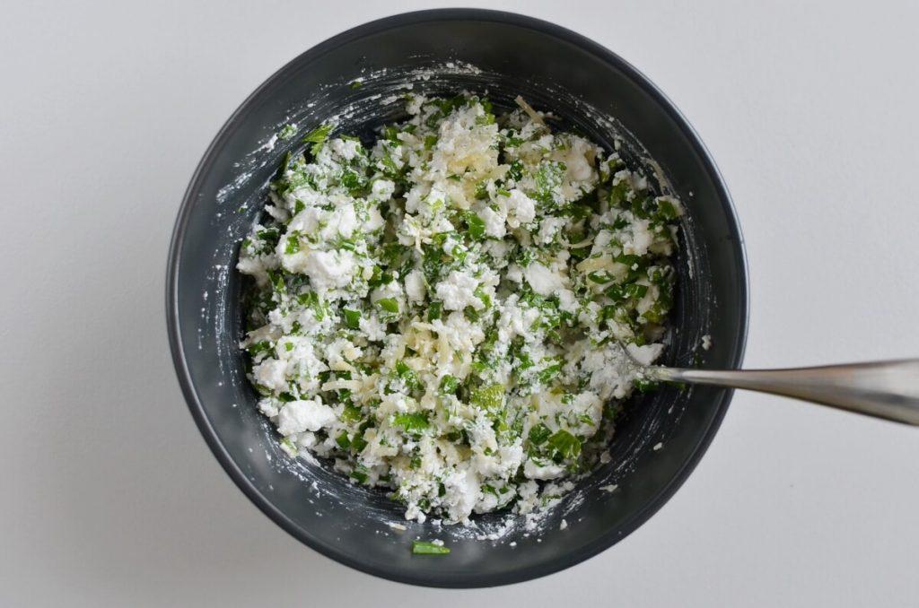 Tear & Share Feta Herb Bread recipe - step 5
