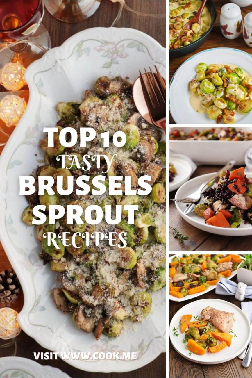 Top 10 Tasty Brussels Sprout Recipes - Best Brussels Sprout Recipes - How to Cook Brussels Sprout