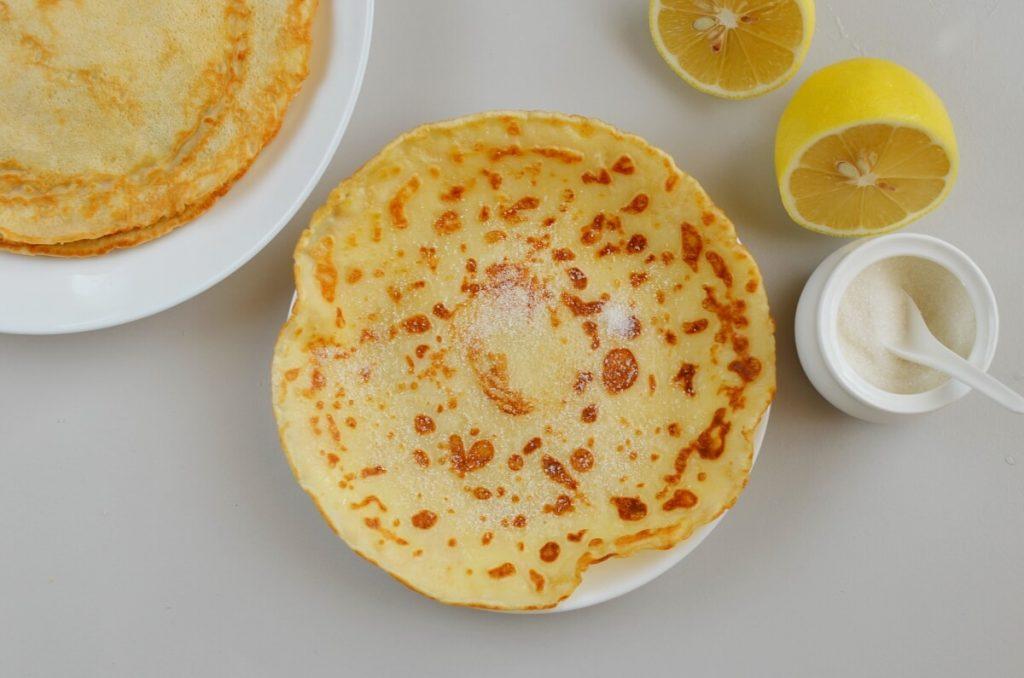 Traditional British Shrove Tuesday Pancakes recipe - step 8