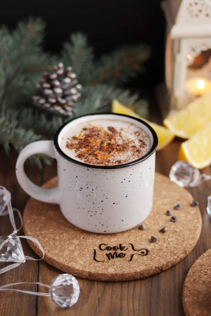 Christmas drink to warm you up!
