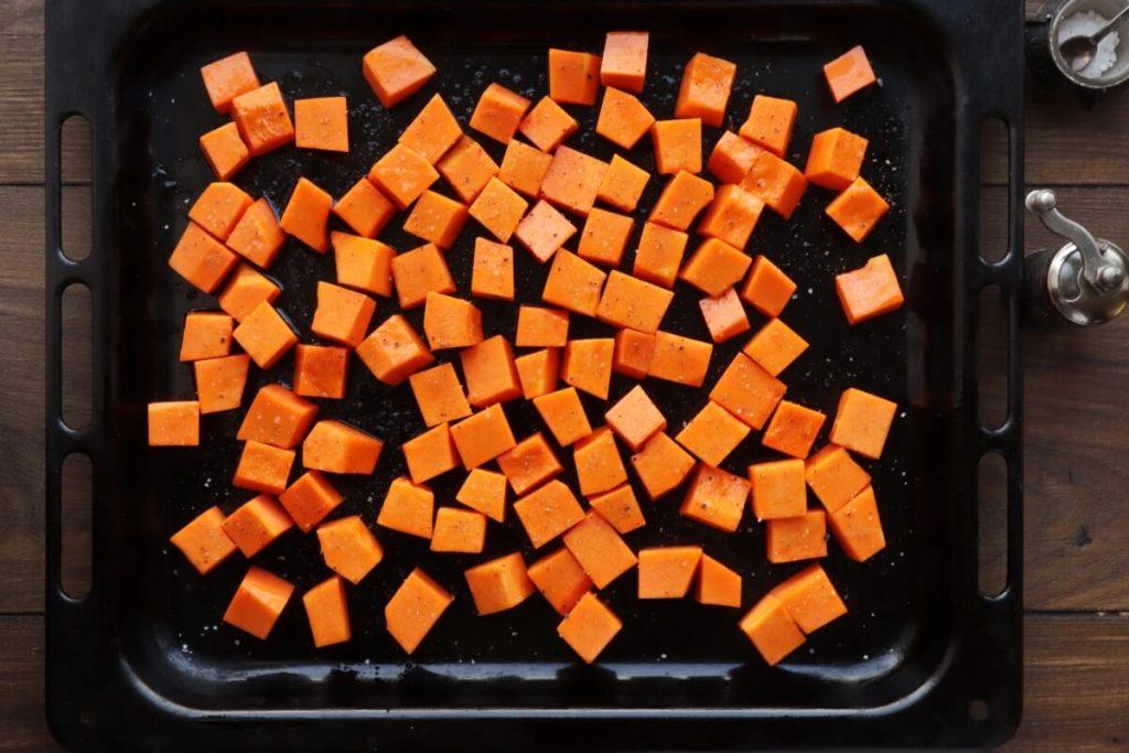 Warm Christmas Rice Salad recipe - step 2