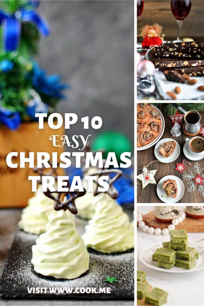 TOP 10 Easy Christmas Treats