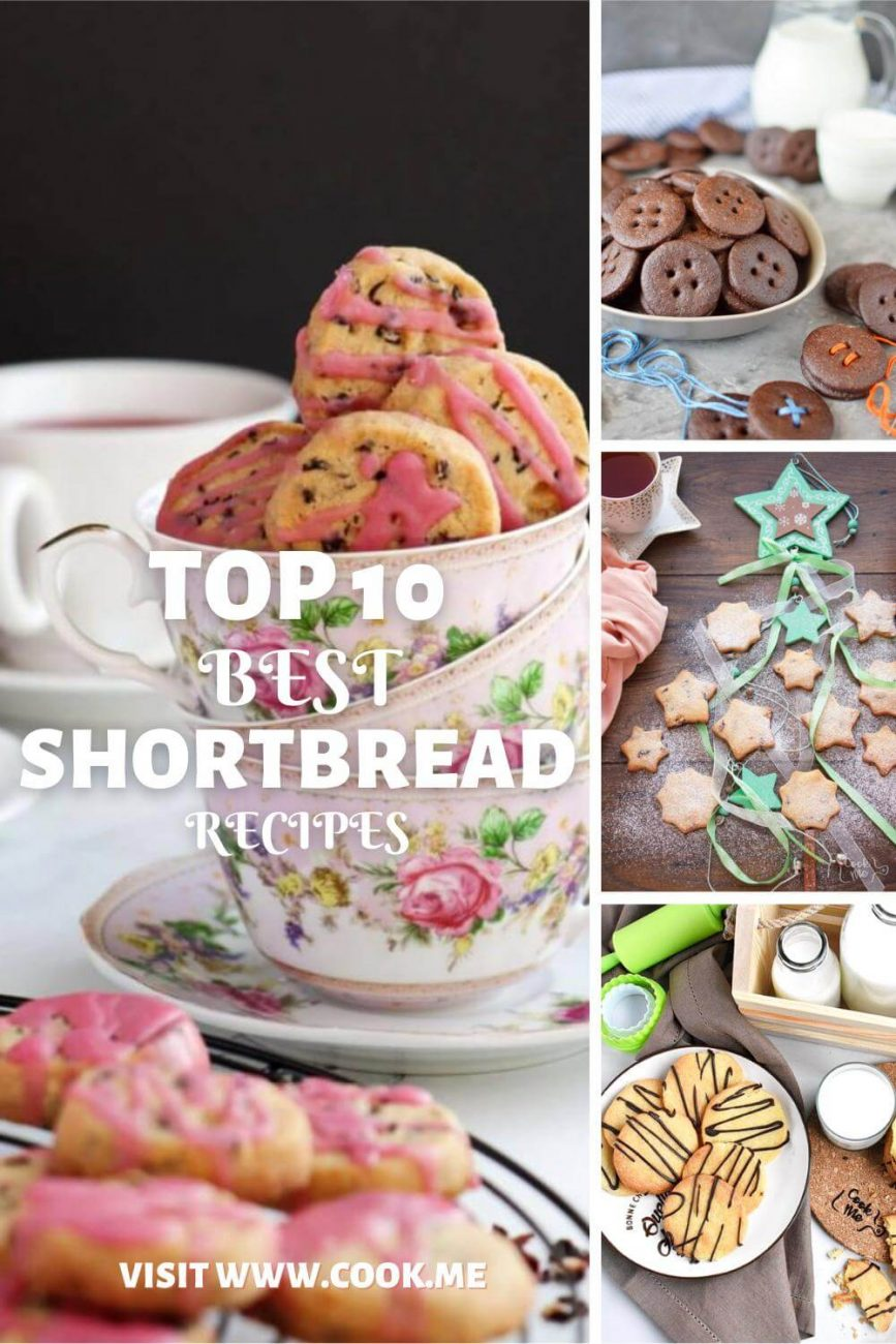 10 Best Shortbread Recipes-Shortbread 10 Ways Recipe-The Best Buttery Shortbread Recipes That'll Melt In Your Mouth