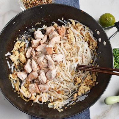 Best Ever Pad Thai recipe - step 8