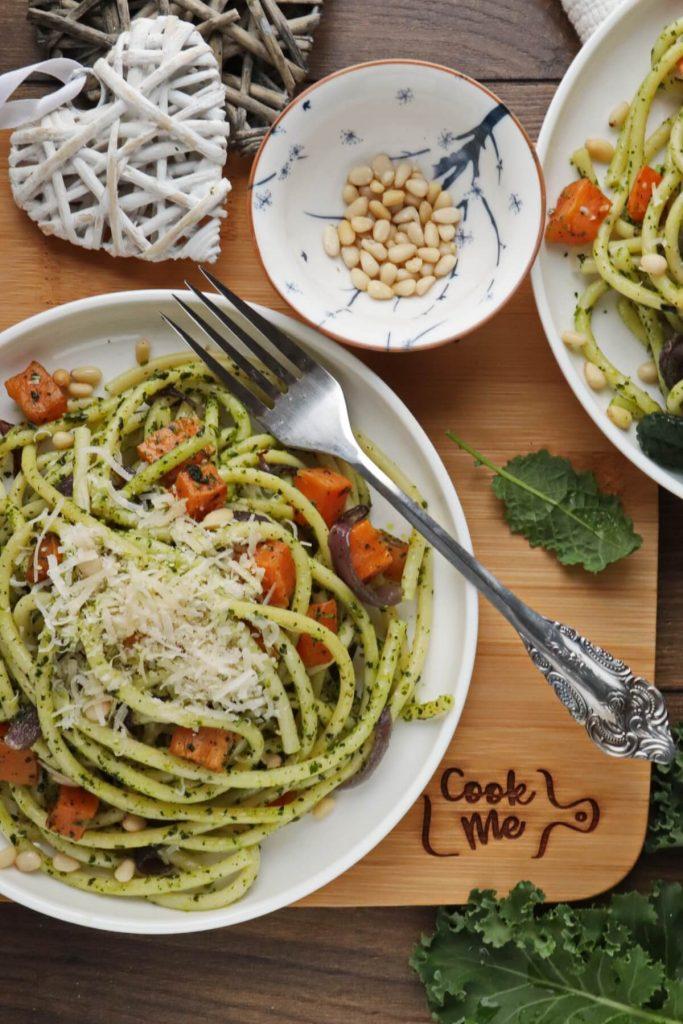 Romantic pasta