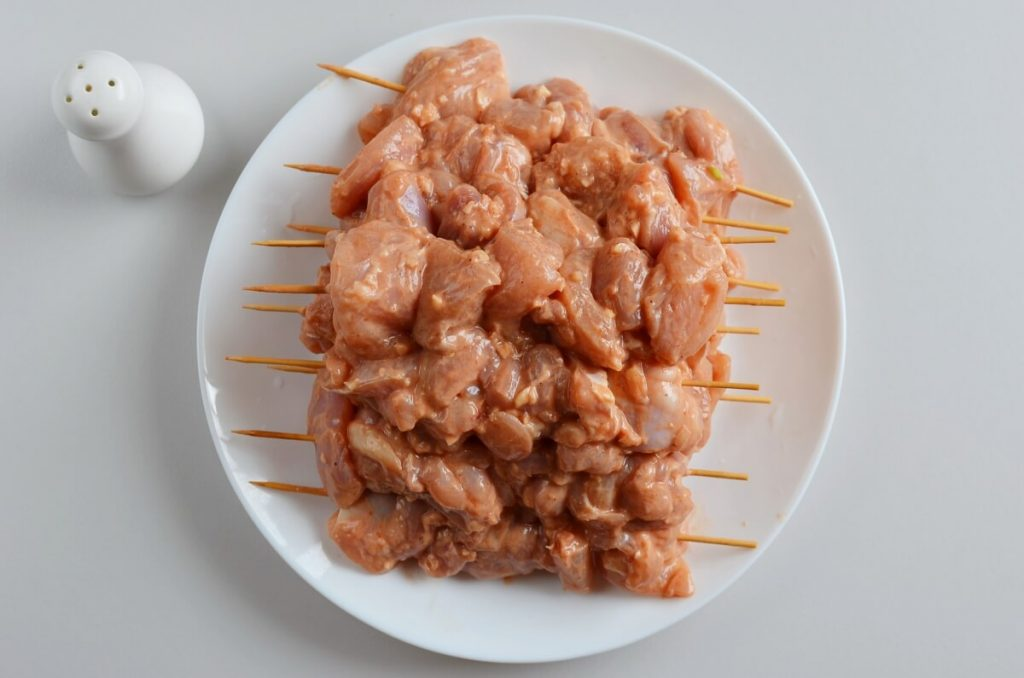 Buttermilk & Honey Chicken Kabobs recipe - step 5