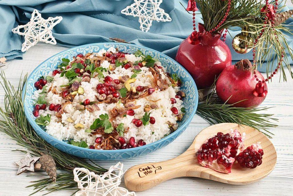 Christmas pilaff Recipes–Homemade Christmas pilaff Easy Christmas pilaff