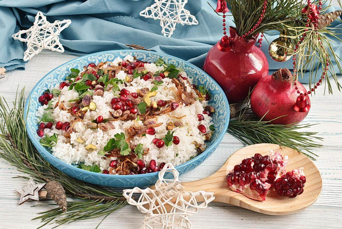 Vegetarian Christmas Recipes